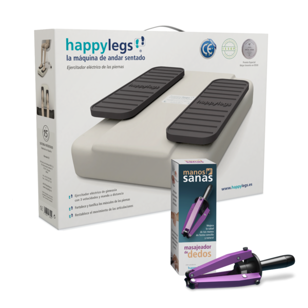 Pack Prime: Happylegs et Mains Saines